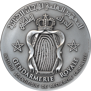 Medal for the Royal Police of Morocco