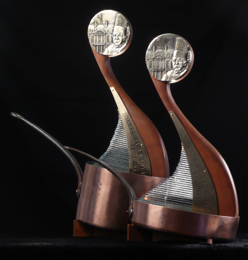 First Trophy Marcel Le Servot