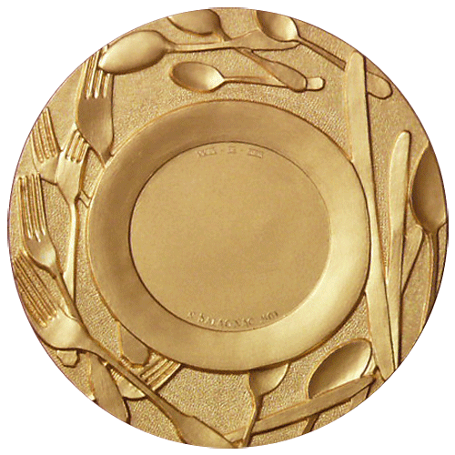 Medal of the <em>Toques Blanches du Monde</em>