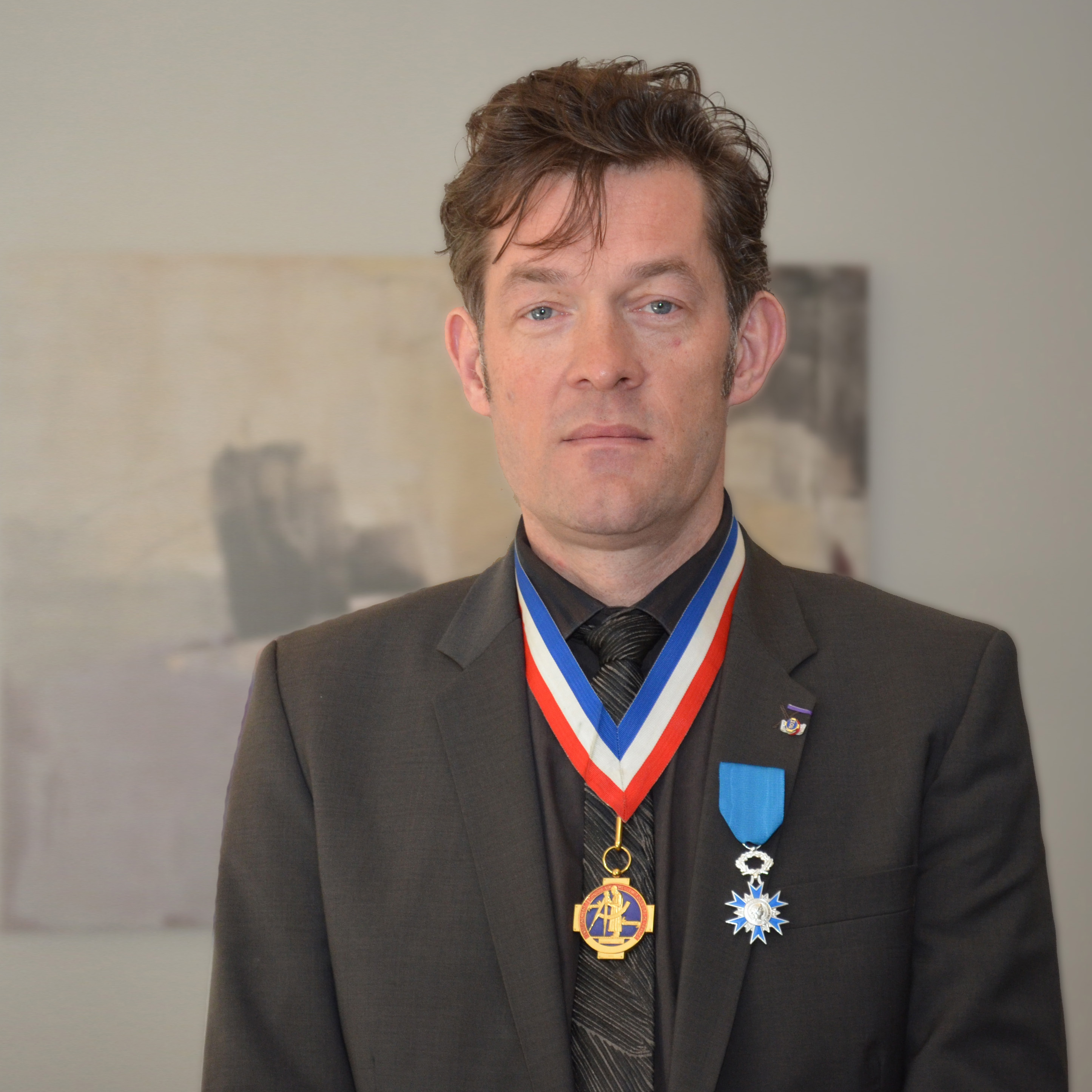 Nicolas Salagnac named Knight of the National Order of Merit