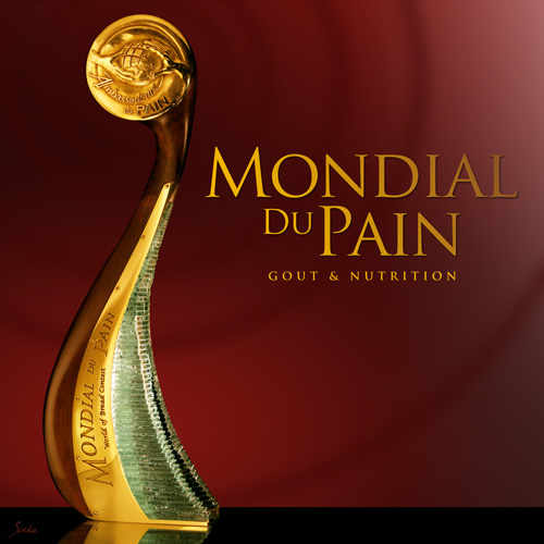 International trophy for the « Mondial du Pain »